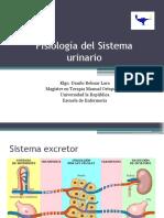 A. Sistema Urinario