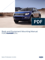 2012.0 Ranger P375 Body Equipment Mounting Manual July 2014