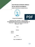 TESIS Satisfacción Laboral y Relaciones Interpersonales en Los Colaboradores de Pizza Hut (Autoguardado) (4)