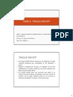 Tema 6. Tanque Imhoff