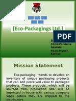 Eco Packaging Lmtd
