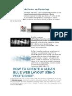 Efectos Selectos en Fotoshop