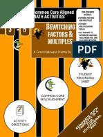 cc factorsmultiplesgr 4-5