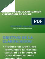 TALLER SOBRE CLARIFICACION DE JUGO.pptx