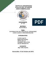 Distribucion Del Agua en El Organismo_bioquimica