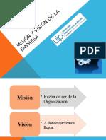 Mision y Vision-presentacion