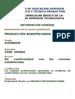 Dcb Produccion Agropecuaria 2016