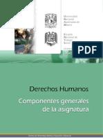 Derechos Humanos Componentes Generales
