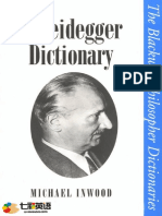 Inwood Michael - A Heidegger Dictionary - Blackwell,1999.pdf