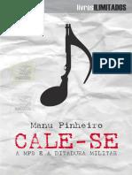 Cale-se - A MPB e a Ditadura Militar No Brasil