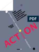 Guide d'élaboration de projets et de plans d'action en prévention de la criminalité