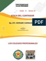 SEMANA 6.Colegio Profesional