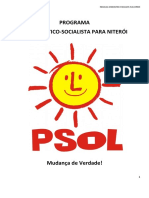 Programa Democratico e Socialista