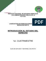 Introducion Al Estudio Del Derecho
