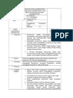 8.7.1.3 Peningkatan Kompetensi, Pemetaan Kompetensi, Rencana Peningkatan Kompetensi, Bukti Pelaksanaan