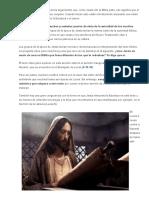 ¿Cómo Leía Su Biblia Jesús