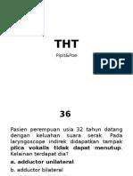 Pembahasan THT