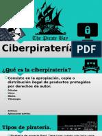 Ciberpiratería
