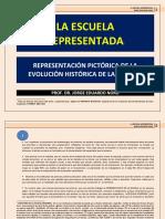 324. LA ESCUELA REPRESENTADA + PRIMERA ENTREGA