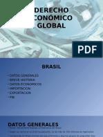 Derecho Economico Global Exposicion de Brasil