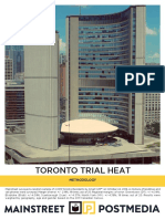 Mainstreet - Toronto Trial Heat