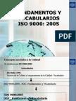 Fundamentos ISO9000