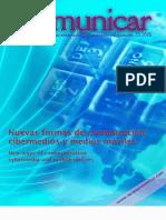 Comunicar - Nuevas Formas de Comunicación_cibermedios y Medios Moviles