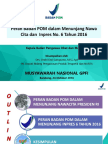 Presentasi Munas GPFI-rev 21 Okt 2016 Rev 2-1 Pak Ondri