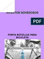 INVENTOS NOVEDOSOS