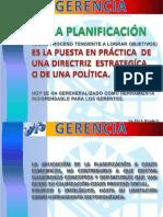 2011 Planificación y Toma de Decisiones Urugerencia