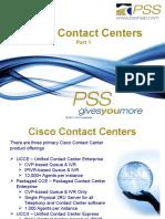 131003 PSS PSO Cisco CC Overview Part 1