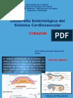 DESARROLLO EMBRIOLOGICO DEL SISTEMA CADIOVASCULAR COMPLETA.pptx