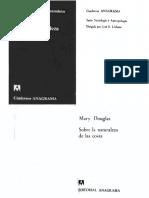 Heusch Luc De - Mary Douglas - Sobre La Naturaleza De Las Cosas(OCR y opt).pdf
