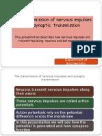 K7. The transmission of nervous impulses.biokim.joko.blok 1.4.nop 2015.pptx