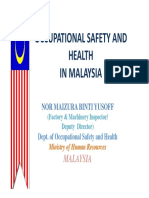 (Malaysia) COUNTRY REPORT Present