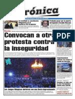 Diario Crónica - Comodoro - 28-7-2012