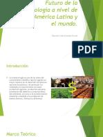 Futuro de La Biotecnología a Nivel de País