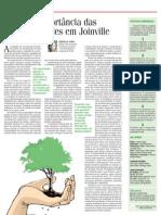 Caderno AnVerde - A importância das áreas verdes de Joinville