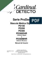 0044-M340-O1 Special ProDoc Spanish