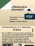 Copia de La Historia de La Informatica