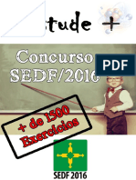 - Apostila Estude + SEDF 2016 (1)