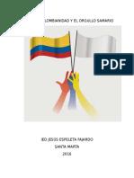 Día de La Colombianidad y El Orgullo Samario