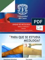 Generalidades de Micologia