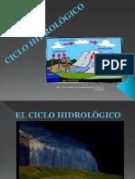 2. EL CICLO HIDROLÓGICO 2016.pdf