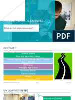 elements of successful pbl birds