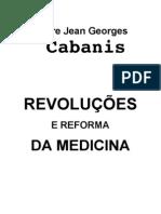 CABANIS Revoluções e Reforma da Medicina
