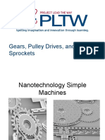 Gears Pulley Drives Sprockets