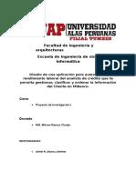 Facultad de Ingeniería y Arquitecturas