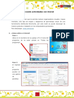 Guía Ejemplo Xmind