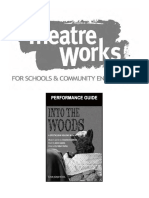 Into the Woods Study Guide Mini
